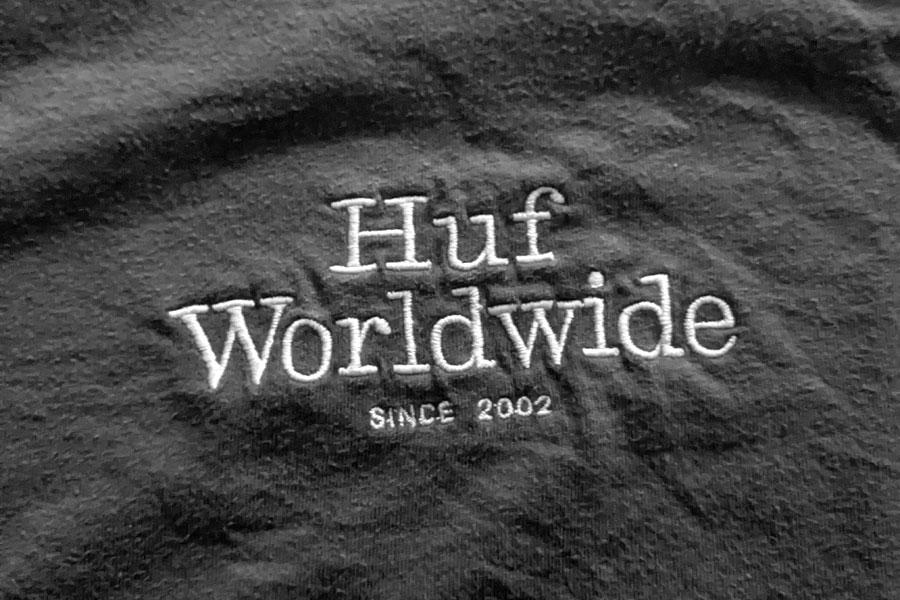 HUF Worldwide Since 2002