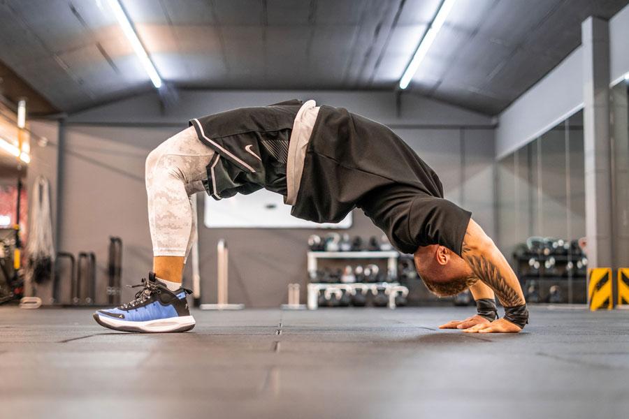 Full Body Workout 5 - Brücke