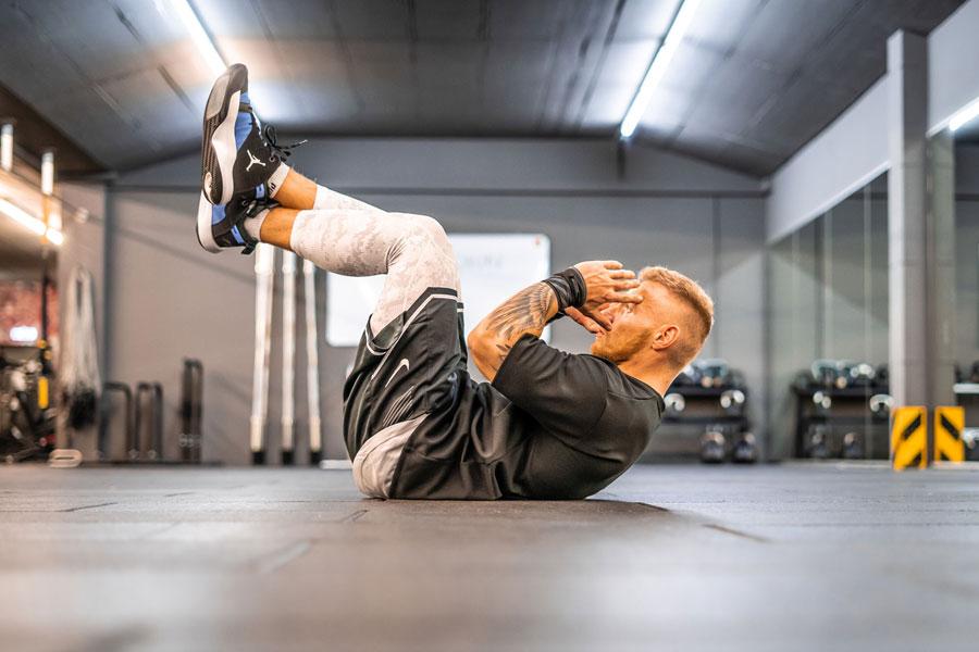 Full Body Workout 6 - Crunch