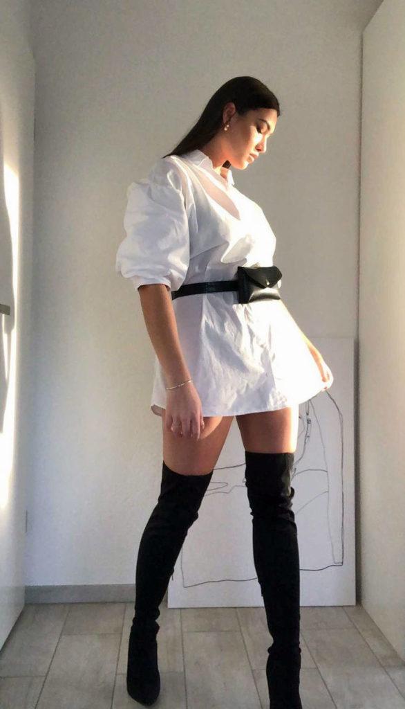 Silvester-Look 2020 - Anna