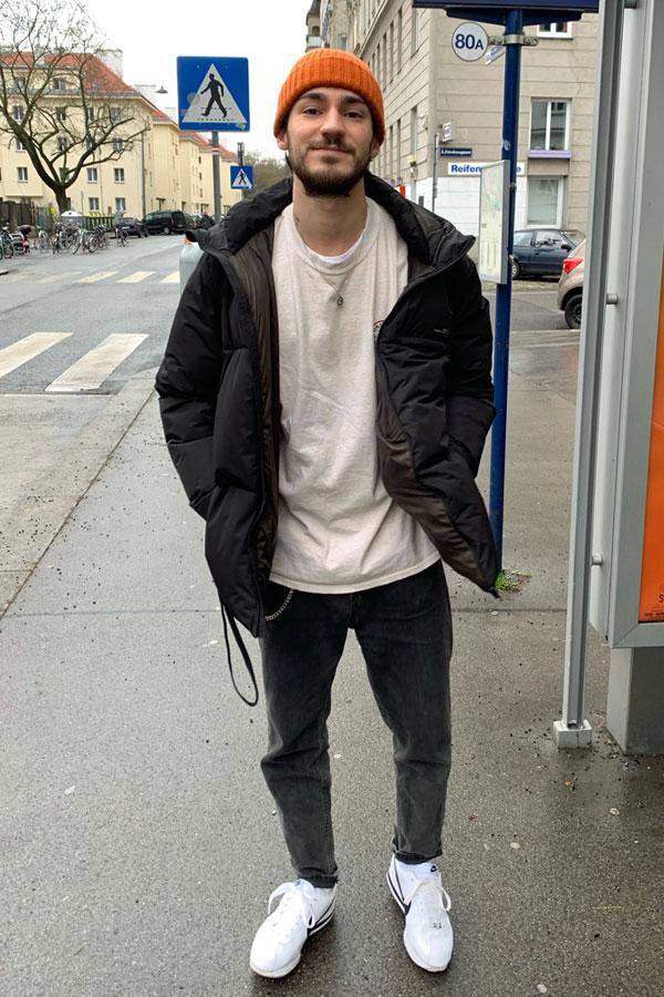 Fashion-Tipp - Winterspaziergang (Atakan)