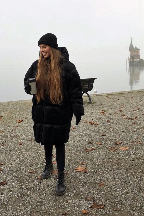 Fashion-Tipp - Winterspaziergang (Maren)