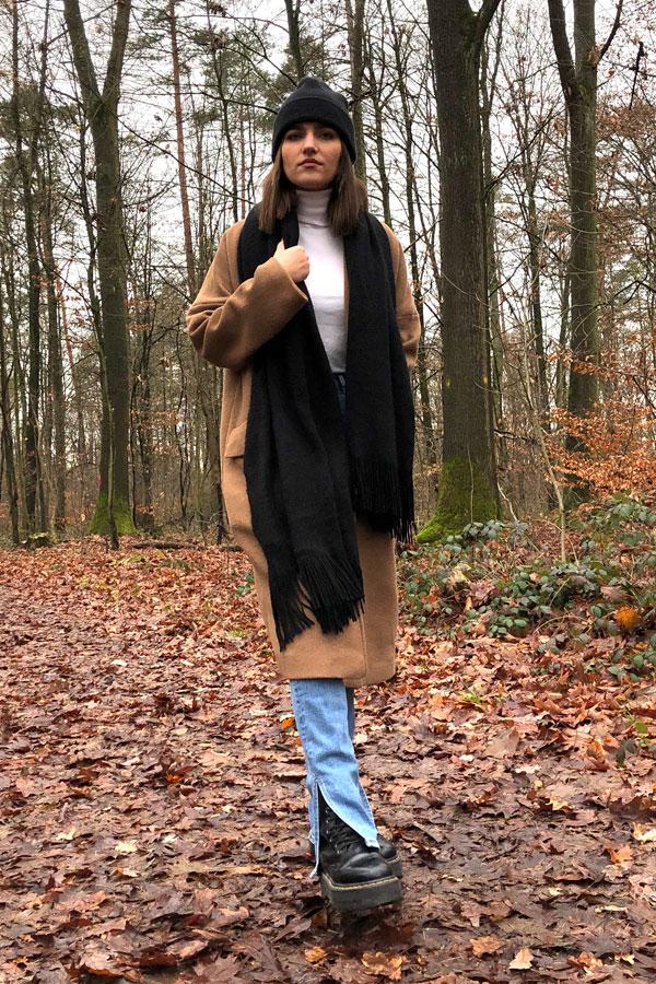 Fashion-Tipp - Winterspaziergang (Matea)