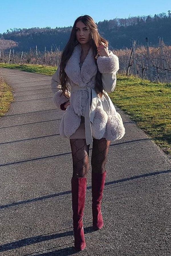 Fashion-Tipp - Winterspaziergang (Patricia)