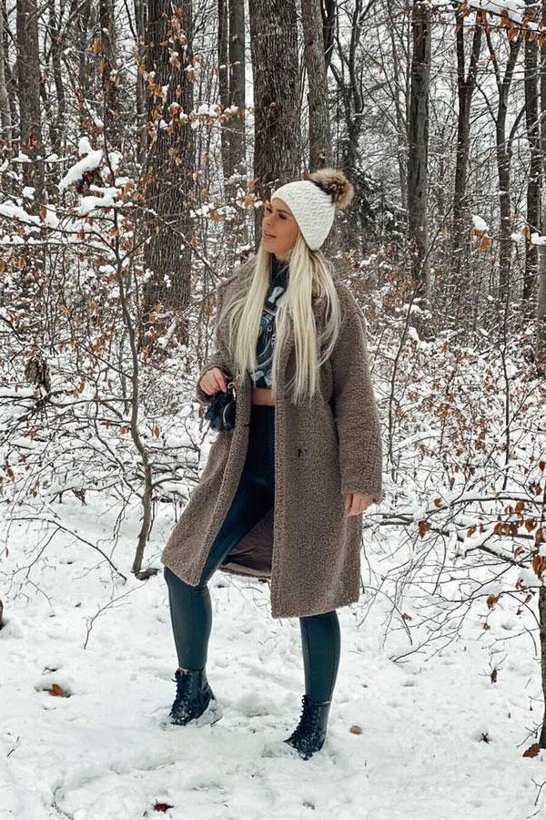 Fashion-Tipp - Winterspaziergang (Sabrina)