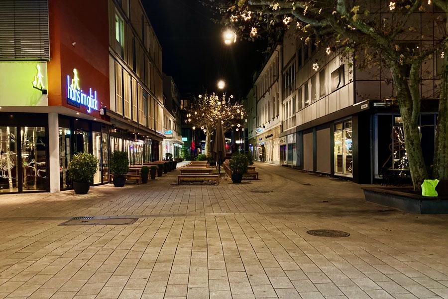Heilbronn Sülmerstraße (Dezember 2020)