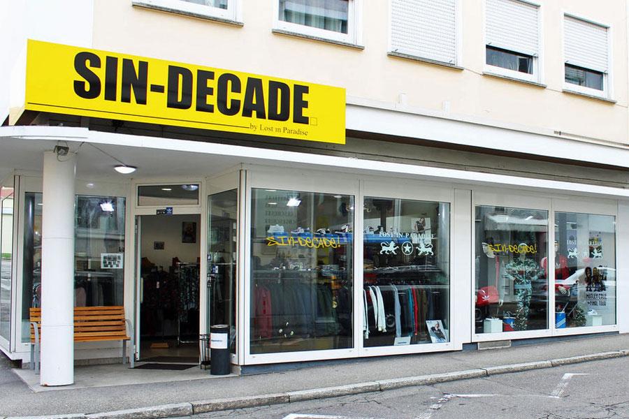 Click & Collect Heilbronn 2021 - Sin-Decade