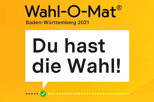 Guide - Landtagswahl 2021 Baden Württemberg (Wahl-O-Mat)