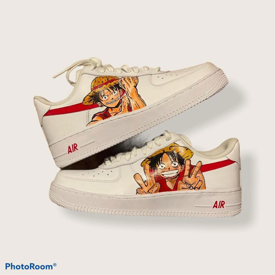 Customized Sneaker Heilbronn - Nike Air Force 1 One Piece