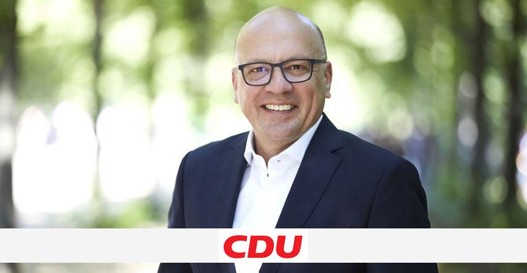 Bundestagswahl 2021 Heilbronn - Alexander Throm (CDU)