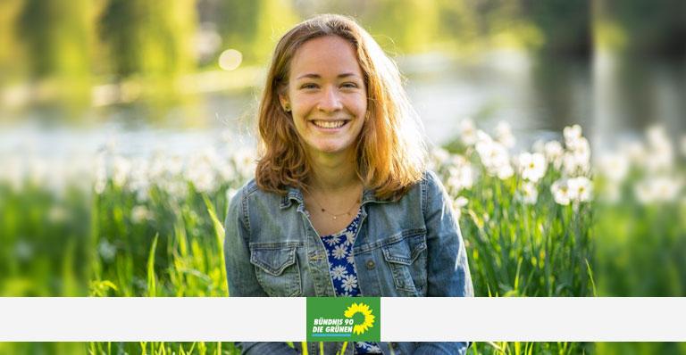 Bundestagswahl 2021 Heilbronn - Isabell Steidel (Die Grünen)