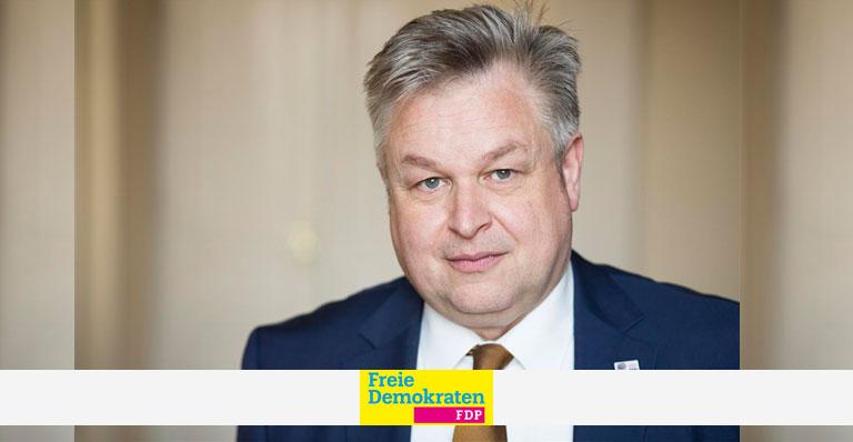 Bundestagswahl 2021 Heilbronn - Michael Link (FDP)